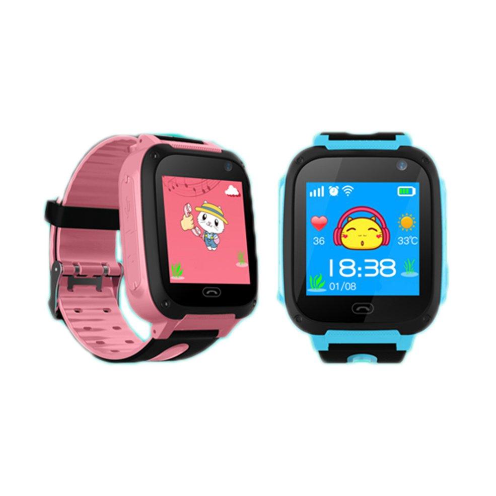นาฬิกา⭐Children's Intelligent Telephone Positioning Smartwatch Multi-functional GPS