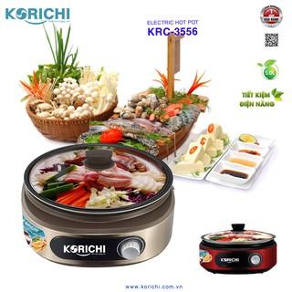 Nồi lẩu đa năng cao cấp Korichi-3556 (5L)
