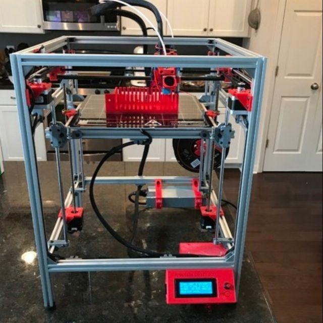 Full bộ kit nhựa máy in 3D Core XY Giá chỉ 400.000₫