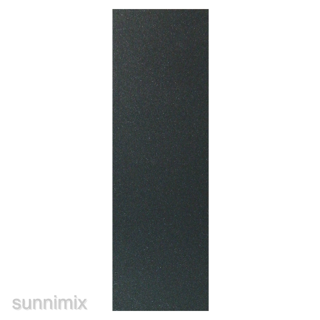 Non Slip Skateboard Longboard Deck Sandpaper Grip Tape Griptape Sheet 840x23mm