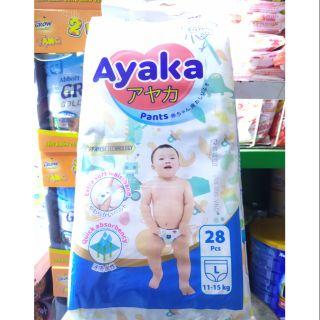 Tã quần Ayaka size M30 L28 XL26 XXL24 thumbnail