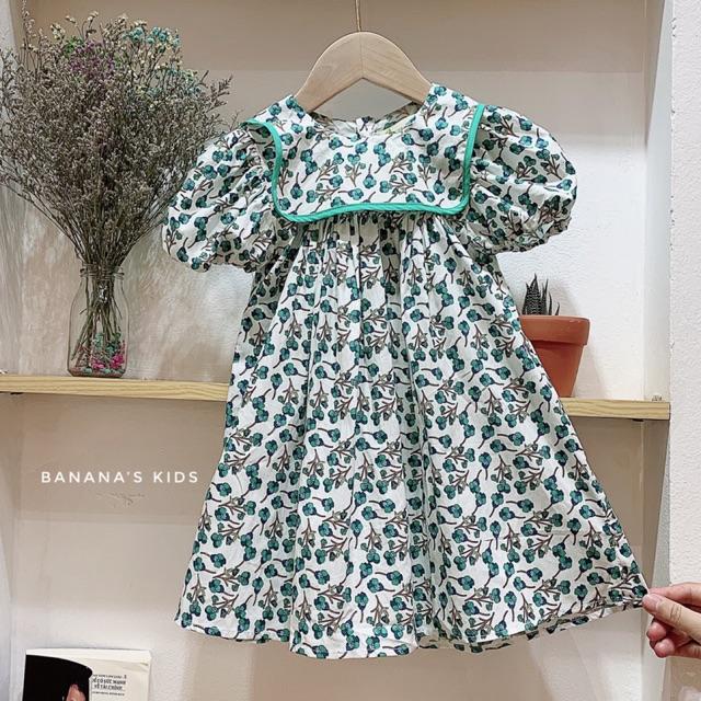 Váy hoa cho bé - Cin