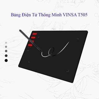 Bảng Vẽ Thông Minh Bảng Vẽ Vinsa T505 Giúp Việc Thiết Kế Và Vẽ Trở Nên Dễ Dàng thumbnail