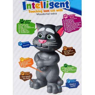 Đồ chơi mèo Tom thông mình biết hát, nói, kể chuyện, nhại lại tiếng (068)
