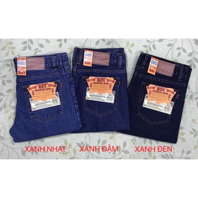 Quần jeans trung niên