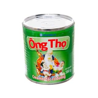 Sữa đặc Ông Thọ xanh lá lon 380g