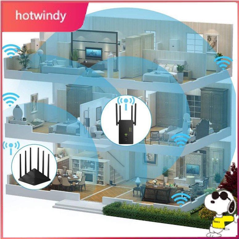 Thiết Bị Khuếch Đại Tín Hiệu Wifi 1200mbps 5.8ghz 802.11n