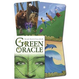 Green Oracle (Mystic House Tarot Shop) thumbnail