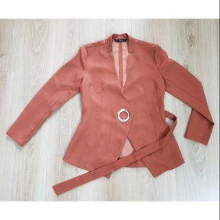 Áo blazer vest Marc Fashion size S like new