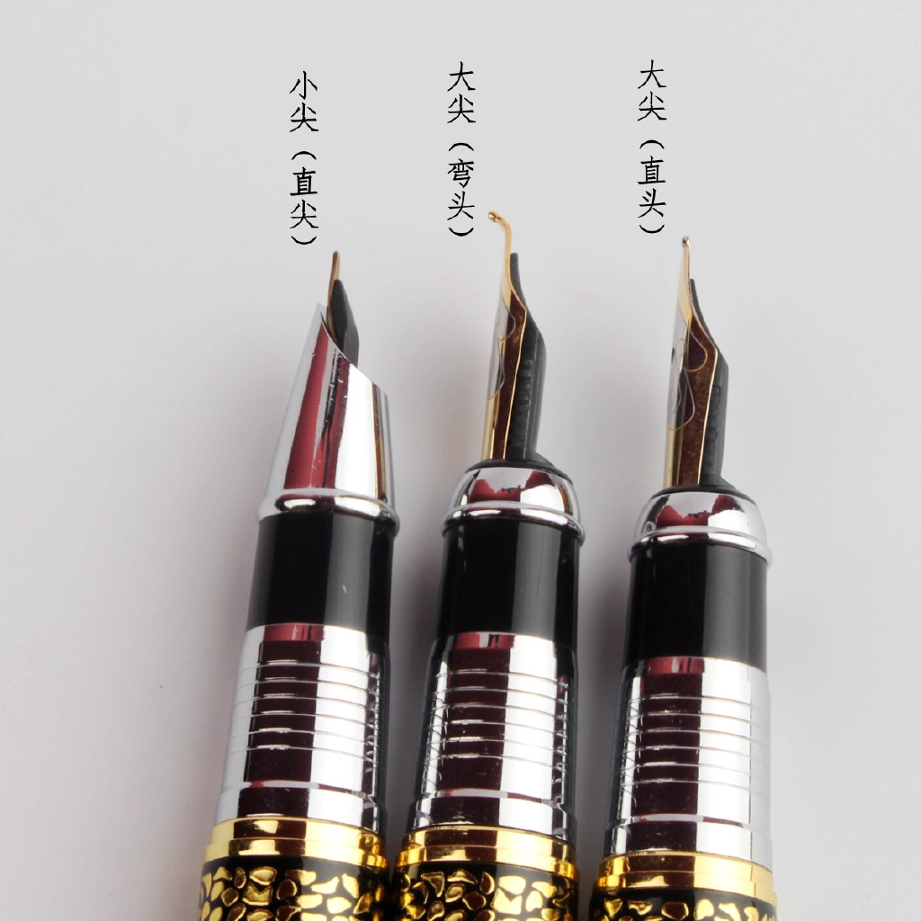 ballpoint pen◄✻Package mail Genuine Rotten Pen carving 12 Zodiac calligraphy students with elbow practice word Art Who