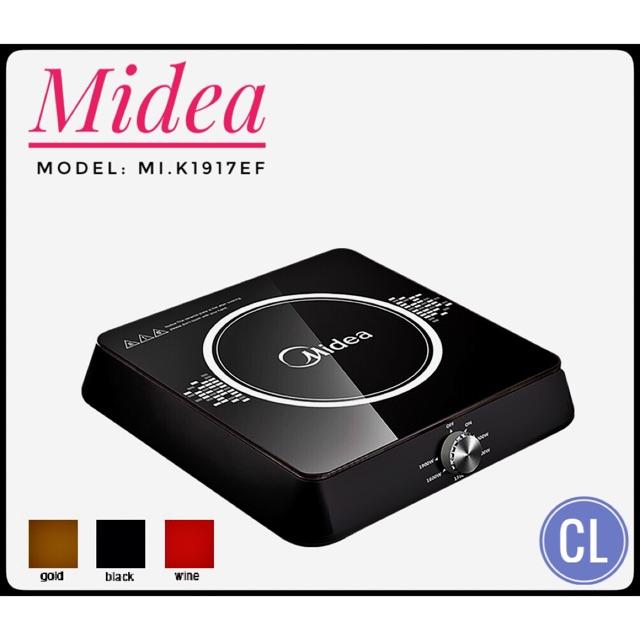 Bếp điện từ Midea MI-K1917EF - 3095379 , 1318099882 , 322_1318099882 , 680000 , Bep-dien-tu-Midea-MI-K1917EF-322_1318099882 , shopee.vn , Bếp điện từ Midea MI-K1917EF