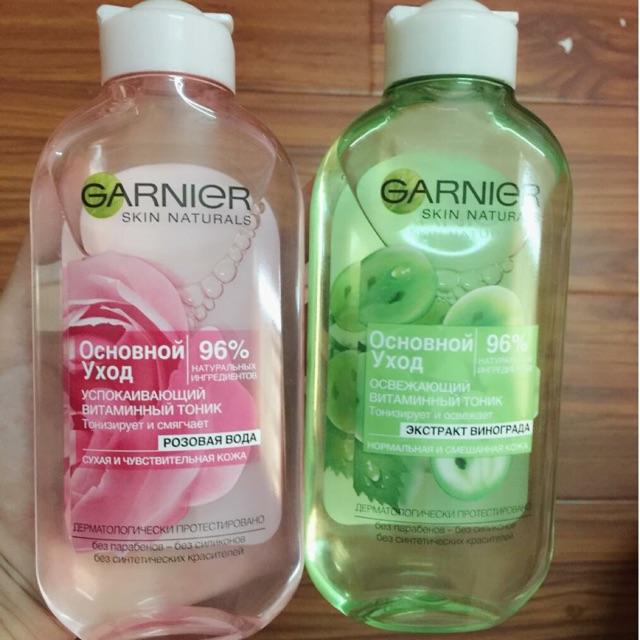 Nước hoa hồng Garnier - 3090934 , 1101383456 , 322_1101383456 , 200000 , Nuoc-hoa-hong-Garnier-322_1101383456 , shopee.vn , Nước hoa hồng Garnier