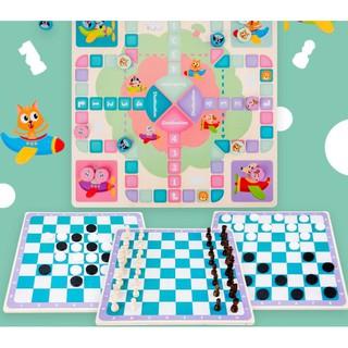 Game tương tác – cờ classic 4in1
