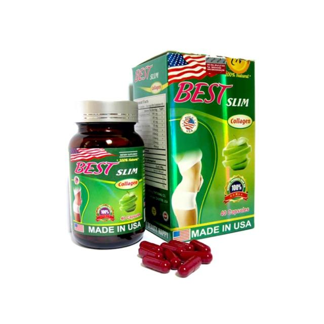 Giảm cân Best slim collagen giá rẻ