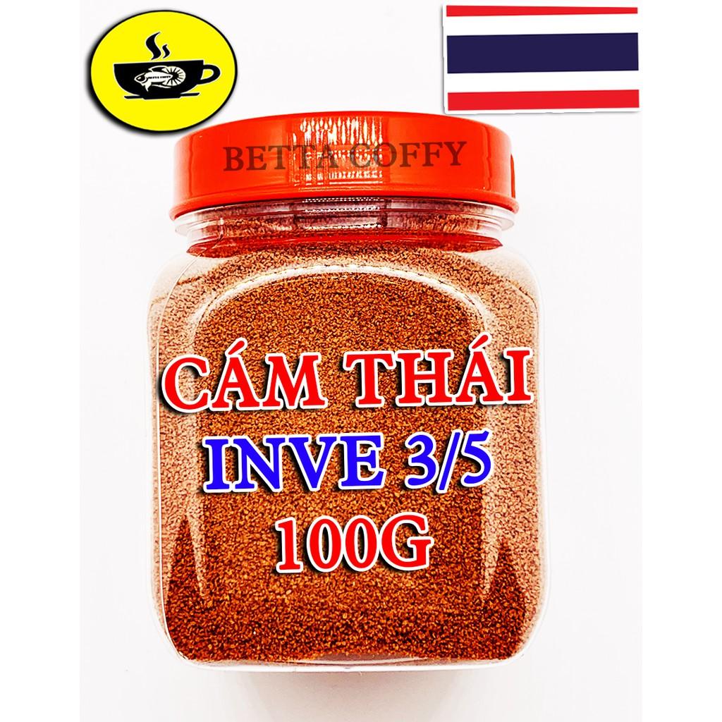 Cám Inve 3/5 - Thức ăn cho cá mới lớn 🐠 BETTA COFFY ☕️
