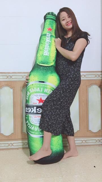 Gối ôm trai bia 1.6m