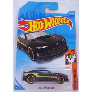 Xe Hot Wheels '17 Camaro ZL1 FKB03