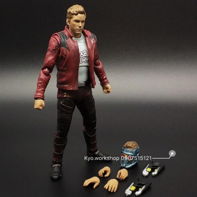 Mô hình Action figure Star Lord trong Avenger