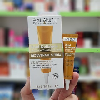 Dưỡng mắt Gold Collagen Rejuvenating Eye Serum 15ml thumbnail