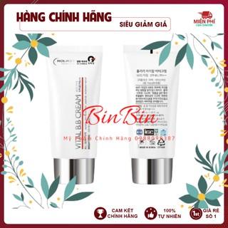 [Rẻ Vô Địch] Kem nền trang điểm – Kem trang điểm chống nắng Holikey Vital BB Cream Hàn Quốc SPF /40 PA 50ml