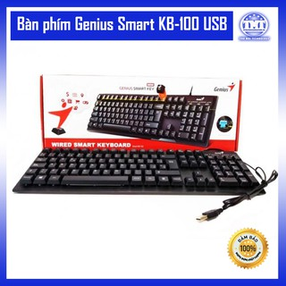 Bàn phím Genius Smart KB-102 USB