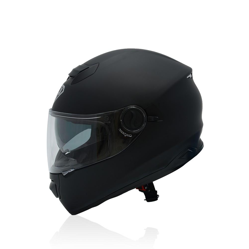 Mũ bảo hiểm fullface Yohe 965 - Đen nhám
