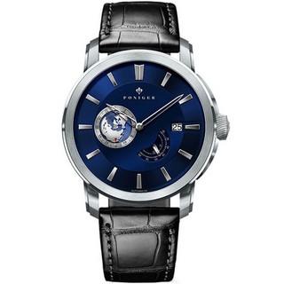 [Mã FARSBR153 giảm 15% đơn 150K] Đồng hồ nam chính hãng Poniger P5.23-1