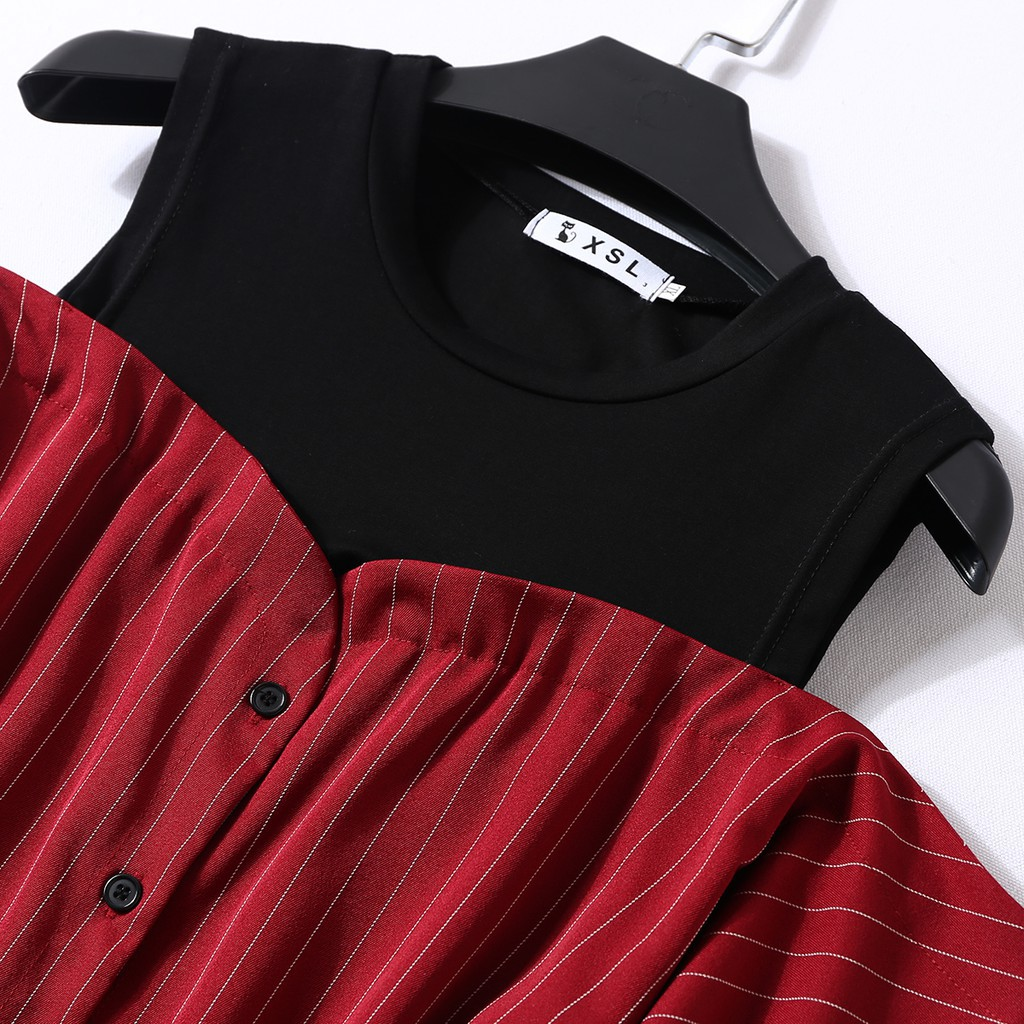 Fashion new large size female growth skirt skirt dress dress girl clothing plus fertilizer XL women's 18 autumn new Kor