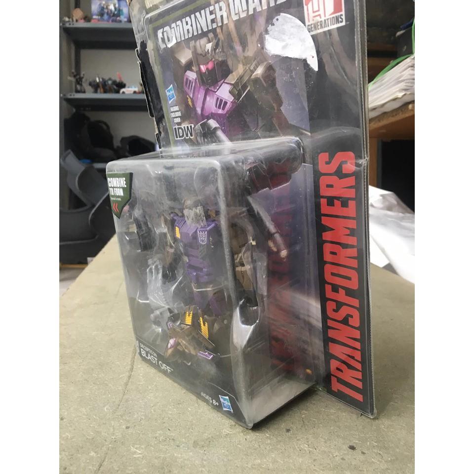 Transformers Combiner Wars Blastoff