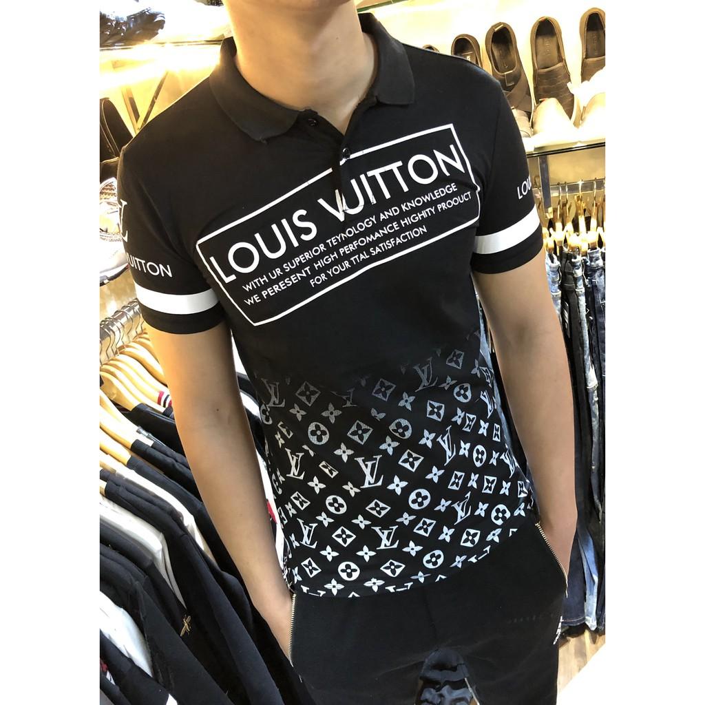 Áo thun thời trang cao cấp Louis Vuitton [ TANYA Store ]
