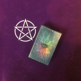 Bộ bài Prisma Visions Tarot Fourth Edition galahet shop