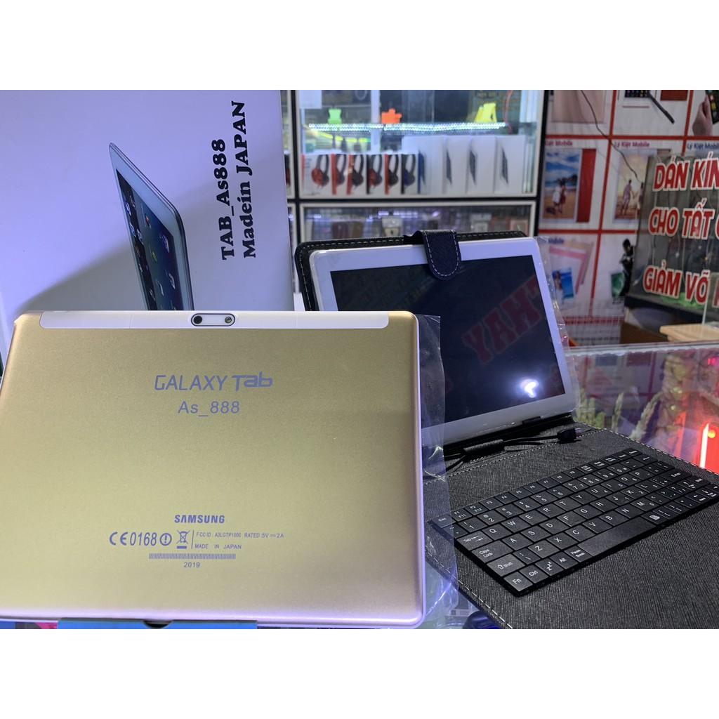 Máy tính bảng SAMSUNG tablet As-888 japan 128G tặng 1 điện thoại nokia