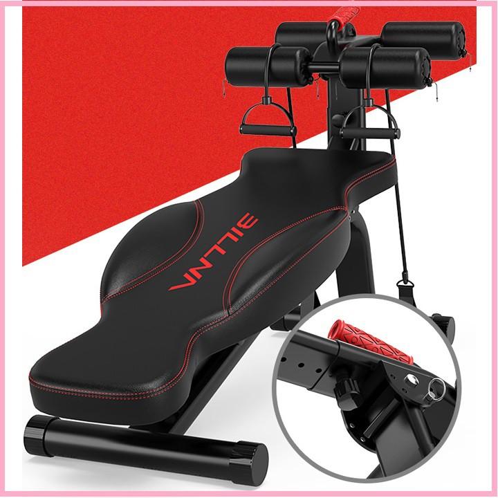 TE0033 Máy tập gym toàn thân - Máy tập cơ bụng - Máy tập thể dục