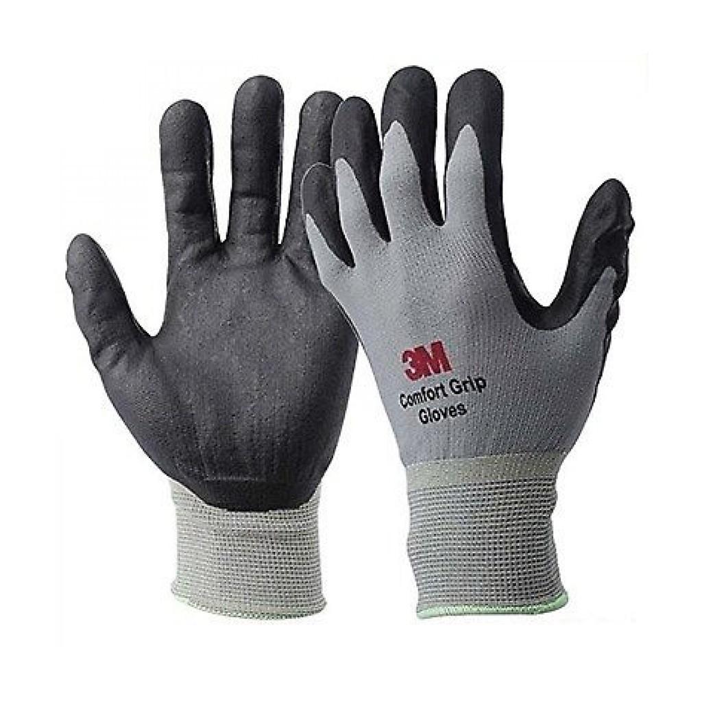 Đôi găng tay đa dụng 3M, size M, màu xám
