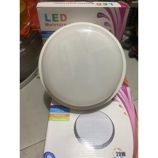 Đèn chống ẩm 20W cho nhà vệ sinh, ban công