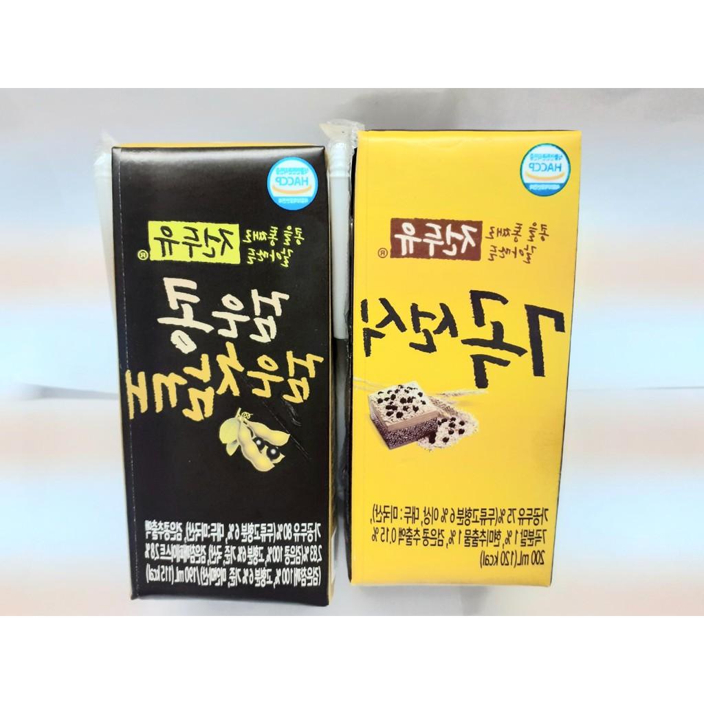 Hcm trong ngày thùng sữa mè đen đậu đen 16 hộp, hsd: 22.12.2019, hanmi