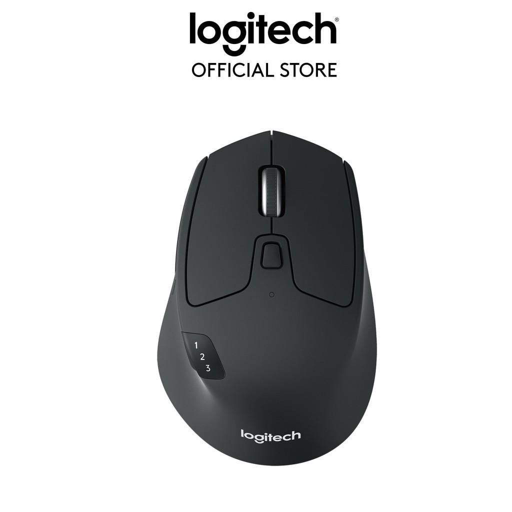 Chuột không dây đa thiết bị LOGITECH M720 Bluetooth
