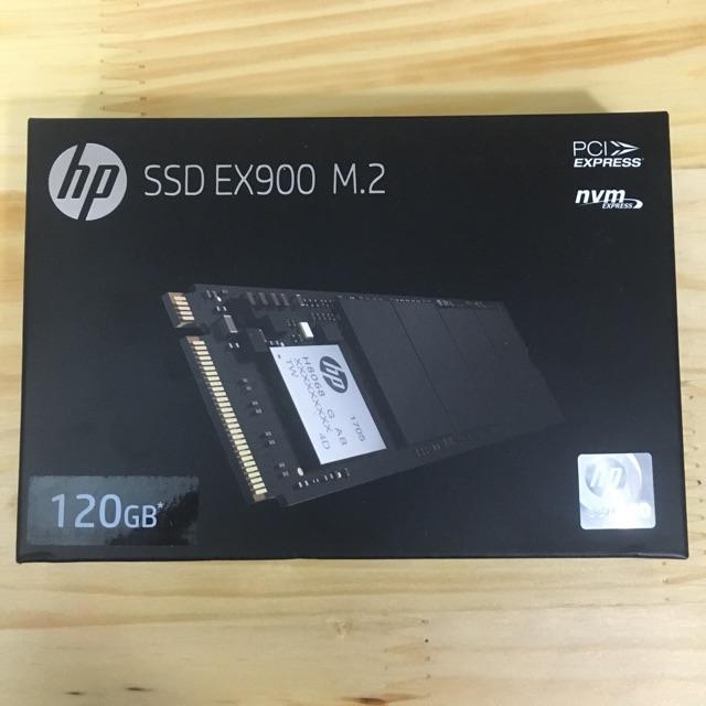 SSD M2 PCIe 2280 HP EX900 NVMe Giá chỉ 1.100.000₫