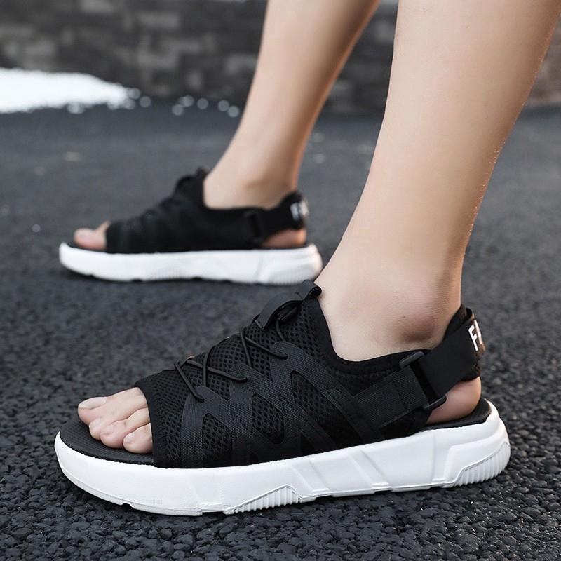 2019 Summer New Sandals Beach Breathable Sandal Men Shoes