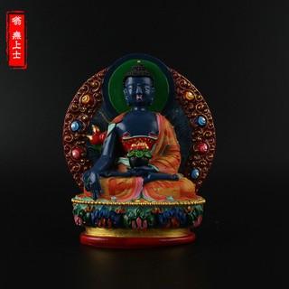 Tượng Phật Nhỏ Bằng Nhựa Resin Độc Đáo