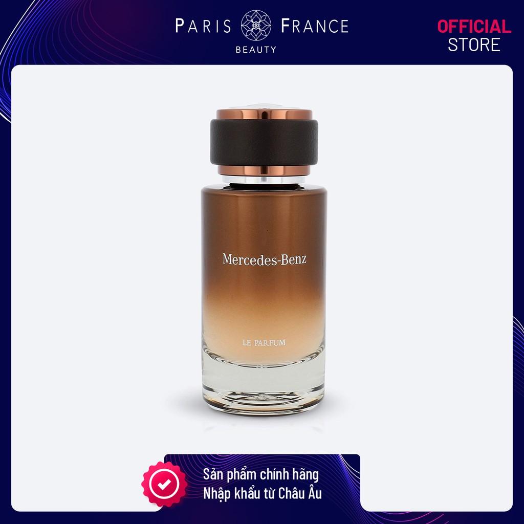 Paris France Beauty - Nước Hoa Nam Mercedes-Benz Le Parfum EDP