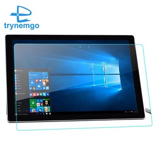 2x Matte Screen Protector For Microsoft Surface Pro 4 Transparent