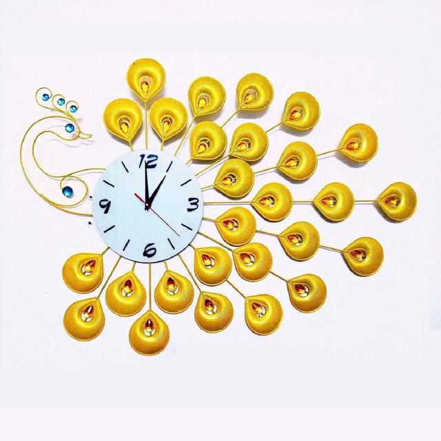 Đồng hồ đính đá pha lê hình con công CHAT ĐỂ CHỌN MẪU - 3415656 , 493607933 , 322_493607933 , 698000 , Dong-ho-dinh-da-pha-le-hinh-con-cong-CHAT-DE-CHON-MAU-322_493607933 , shopee.vn , Đồng hồ đính đá pha lê hình con công CHAT ĐỂ CHỌN MẪU