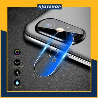 KÍNH CƯỜNG LỰC CAMERA 9H DÀNH CHO IPHONE 7 PLUS 8 PLUS X XS MAX 11 PRO MAX thumbnail