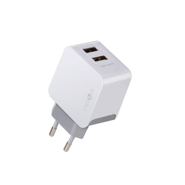 Sạc 2 cổng Energea AMP Charge 3.4A