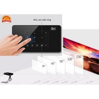 Yêu ThíchMáy chiếu Mini Doanh nhân i-Projector Taxes Instrument Android cảm ứng bỏ túi - Độ nét cao sắc nét cả ngày lẫn đêm