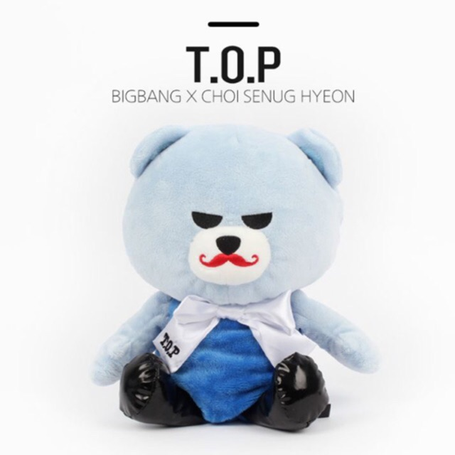 Gấu Krunk Top version (YG shop)