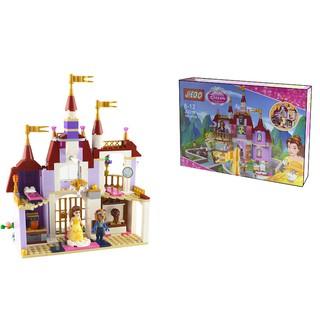 Bộ Lego Người Đẹp Và Quái Vật