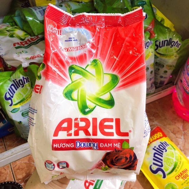 Bột Giặt Ariel Downy 650g