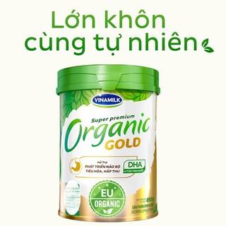 [NSX MỚI] SỮA BỘT VINAMILK ORGANIC GOLD 2 - 350G. thumbnail